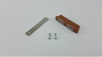 Mágnes/Harmonika ajtóhoz (Aranytölgy)