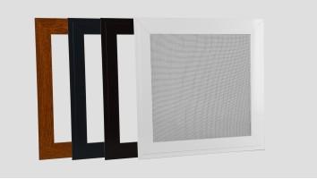 Alumínium peremes szúnyogháló szett (9X36)