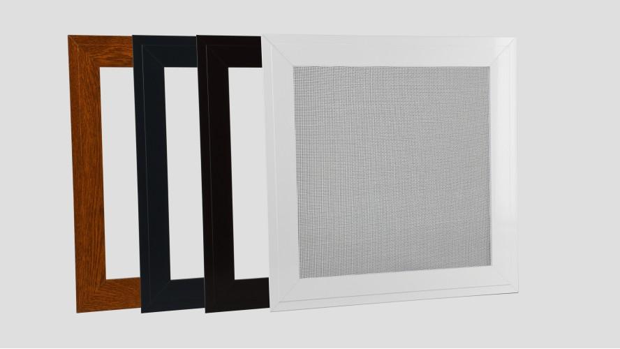 Alumínium peremes szúnyogháló (9X36)