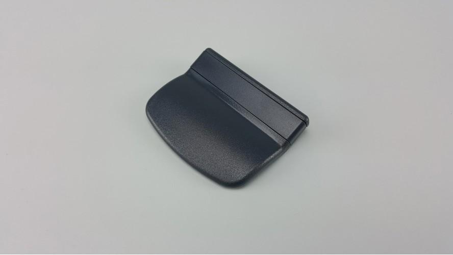 Medos teraszajtó behúzó fül (műanyag/antracit)