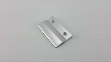 Medos teraszajtó behúzó fül (közepes/ezüst)