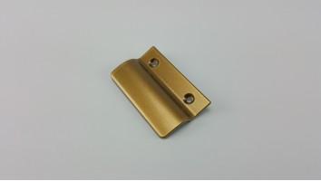 Medos teraszajtó behúzó fül (közepes/arany)