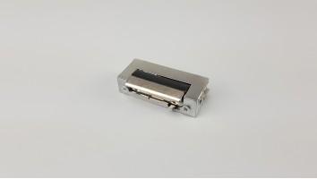 Kiakasztható elektromos zárlemez (L-R 8-12 VAC/norm.műk.-impulzusra nyit)