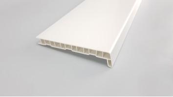 Műanyag párkány (Fehér)