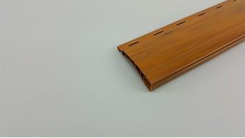 Maxi redőnyléc (Műanyag/Aranytölgy/ 160cm-185cm)