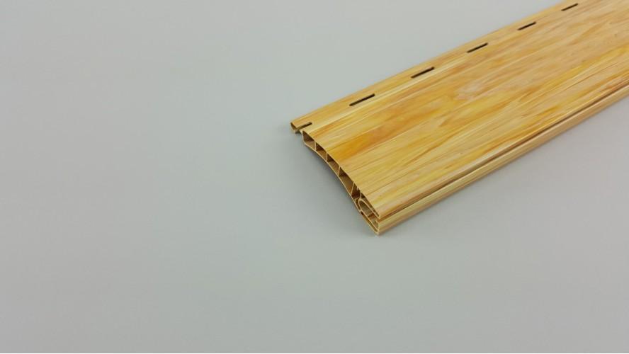 Maxi redőnyléc (Műanyag/Világos fa/ 160cm-185cm)