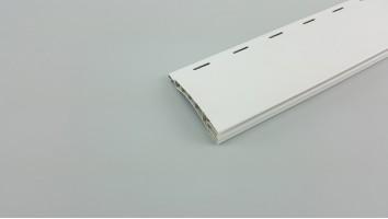 Maxi redőnyléc (Műanyag/Fehér/ 160cm-185cm)