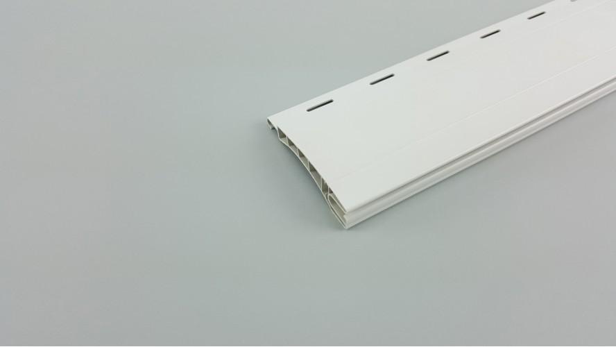 Maxi redőnyléc (Műanyag/Fehér)