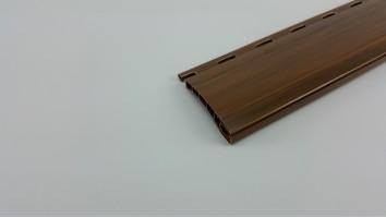 Maxi redőnyléc (Műanyag/Koloniál/ 160cm-185cm)
