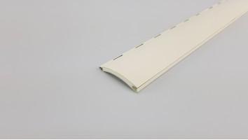 Redőnyléc (Aluminium/40 mm/Elefántcsont)