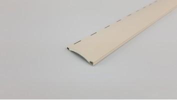 Redőnyléc (Aluminium/40 mm/Sötét Beige)