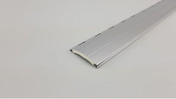 Redőnyléc (Aluminium/40 mm/Ezüst)