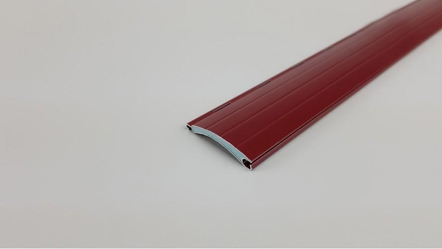 Redőnyléc (Aluminium/40 mm/Bordó)