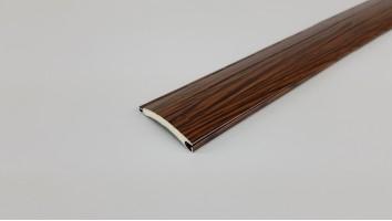 Redőnyléc (Aluminium/40 mm/Sötét Fa)