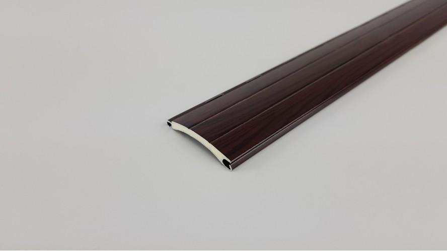 Redőnyléc (Aluminium/40 mm/Mahagóni)