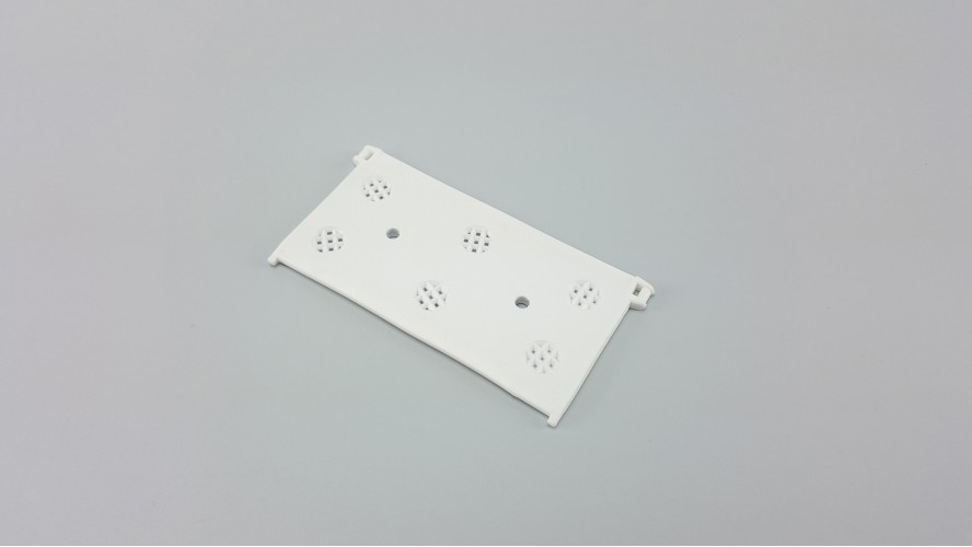 Szalagfüggöny alsó súly (89/127 mm)