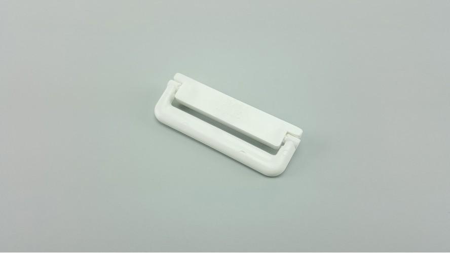 Szúnyogháló behúzható visszazárható kilincs (Fehér)