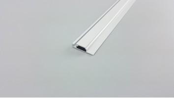 Alumínium peremes szúnyogháló keret (9x36mm/Fehér)