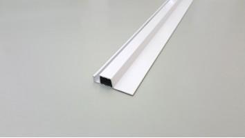 Alumínium peremes szúnyogháló keret (9x32mm/Fehér)